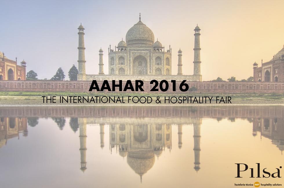 Feria AAHAR 2016 India
