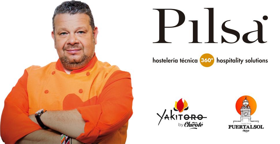 Alberto Chicote & Pilsa